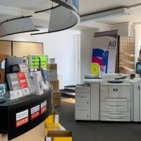 Mail Boxes Etc. - Versand Verpackung Grafik & Druck