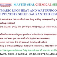 Master Seal Chemical Services