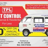 TPL PEST CONTROL SERVICES