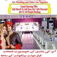 Best Banquet In Karachi FairMontBanquet