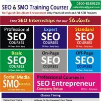 SEO Training in Lahore