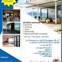 Ettimad Aluminium & Glass Gilgit