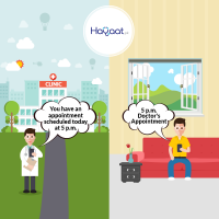 Hayaat.pk Brings You Convenience - Find & Book Best Doctor in the Town