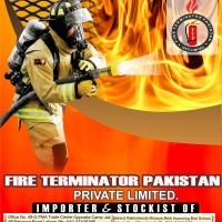 Fire Terminator Pakistan