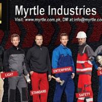 Myrtle Industries Sialkot Pakistan.