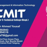 03425592943 CMIT Computer Courses Institute in Talagang