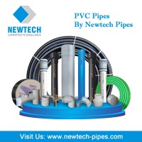 PVC Pipes By Newtech Pipes