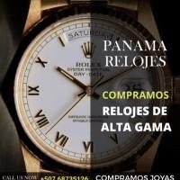 COMPRO JOYAS Y RELOJES D ALTA GAMA