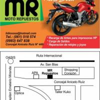 M R MOTOS REPUESTOS