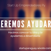 Start Up Emprendedores Paraguay