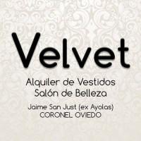 Velvet | Alquiler de Vestidos | Salón de Belleza