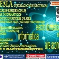 TESLA & HERTZ instalacion es electricas
