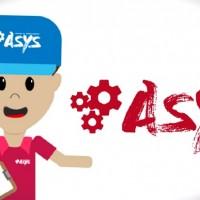 Asys, Informática, Soluciones Tecnológicas, Ciudad del Este, Paraguay.