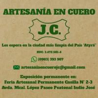 ARTESANIA EN CUERO JC