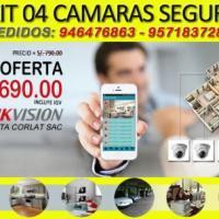Camaras de Vigilancia, Seguridad Chiclayo | Venta Instalacion