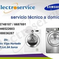 Reparación Servicio técnico de lavadoras y secadoras Samsung