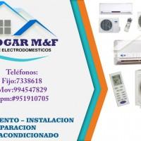 REPARACION de Aire Acondicionado mantenimiento CARRIER telf 7338618
