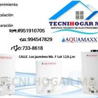 SERVICIO TECNICO de termas a gas autorizado ACUMAXX telf 7338618