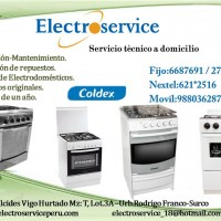 Servicio técnico reparación de cocinas campanas COLDEX 6687691