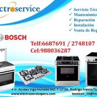 Mantenimiento Servicio Técnico De Cocinas BOSCH campanas extractoras