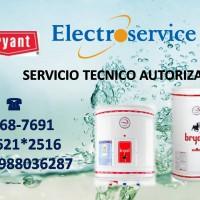 Mantenimiento BRYANT reparación servicio técnico de terma 2748107 a gas