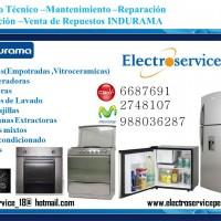 INDURAMA * 2748107 * a domicilio Y Mantenimientos servicio técnico