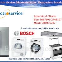 Reparación de lavadoras secadoras BOSCH Reparación mantenimiento