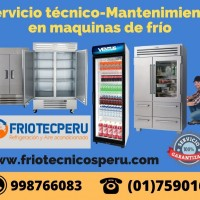 A toda hora Técnicos en Refrigeración comercial 998766083- Olivos