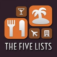 The Five Lists