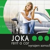 JOKA Wynajem Samochodów Rent A Car Kraków
