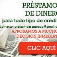 Finanzas y Ofertas de préstamo fiable de 3%