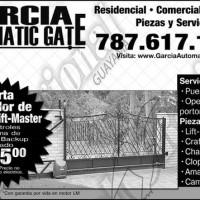 Garcia Automatic Gate