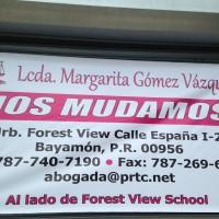 Gomez Vazquez Margarita