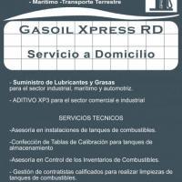Gasoil Xpress RD - Servicio a Domicilio Santo Domingo