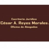 Escritorio Jurídico Cesar A. Reyes Morales Oficina de Abogados