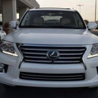Like New 2014 Lexus LX570