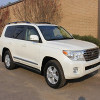 SALE - TOYOTA LAND CRUISER EXPAT DRIVEN
