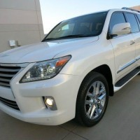 FOR SALE LEXUS LX 570 PRICE REDUCED.