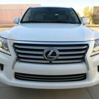 LEXUS LX 570 FOR SALE LOOKS NEW