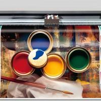 Color Design Advertising