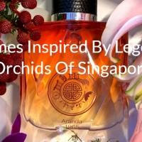 Singapore Memories - Orchid Perfume