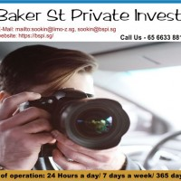 Baker St Private Investigator | PI Singapore