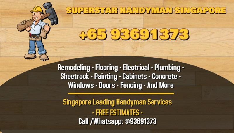 Superstar Handyman Singapore