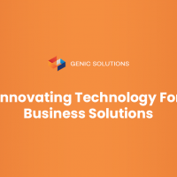 Genic Solutions - Inventory Management System for Small Business