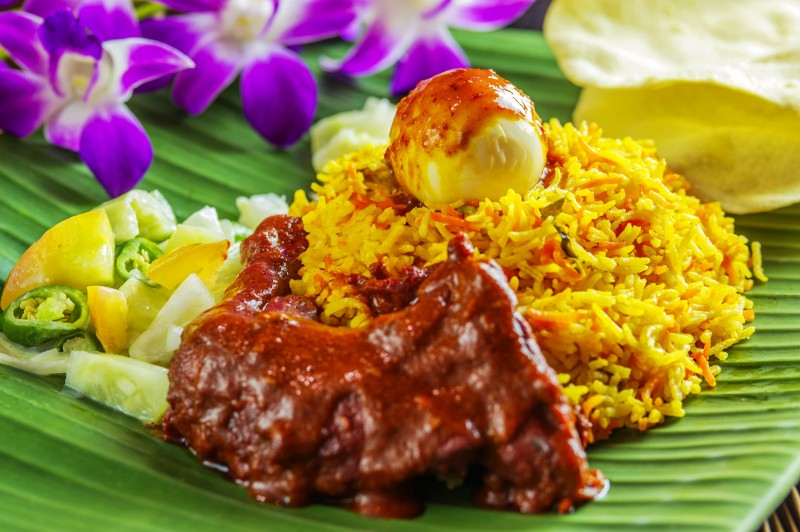 Casuarina Curry Restaurant and Catering Macpherson Rd