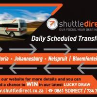 ShuttleDirect Shuttle Services and Tours