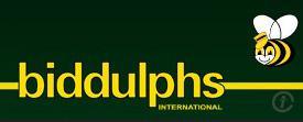 Biddulphs International