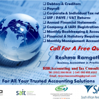 RBR Accounting and Tax Consulting