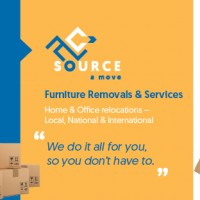 Source a Move - Furniture Removals and Moving Company in Cape Town