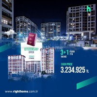 Apartments for sale in Istanbul Right home company